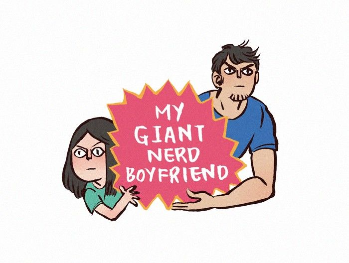 My Giant Nerd Boyfriend - Chapter 103
