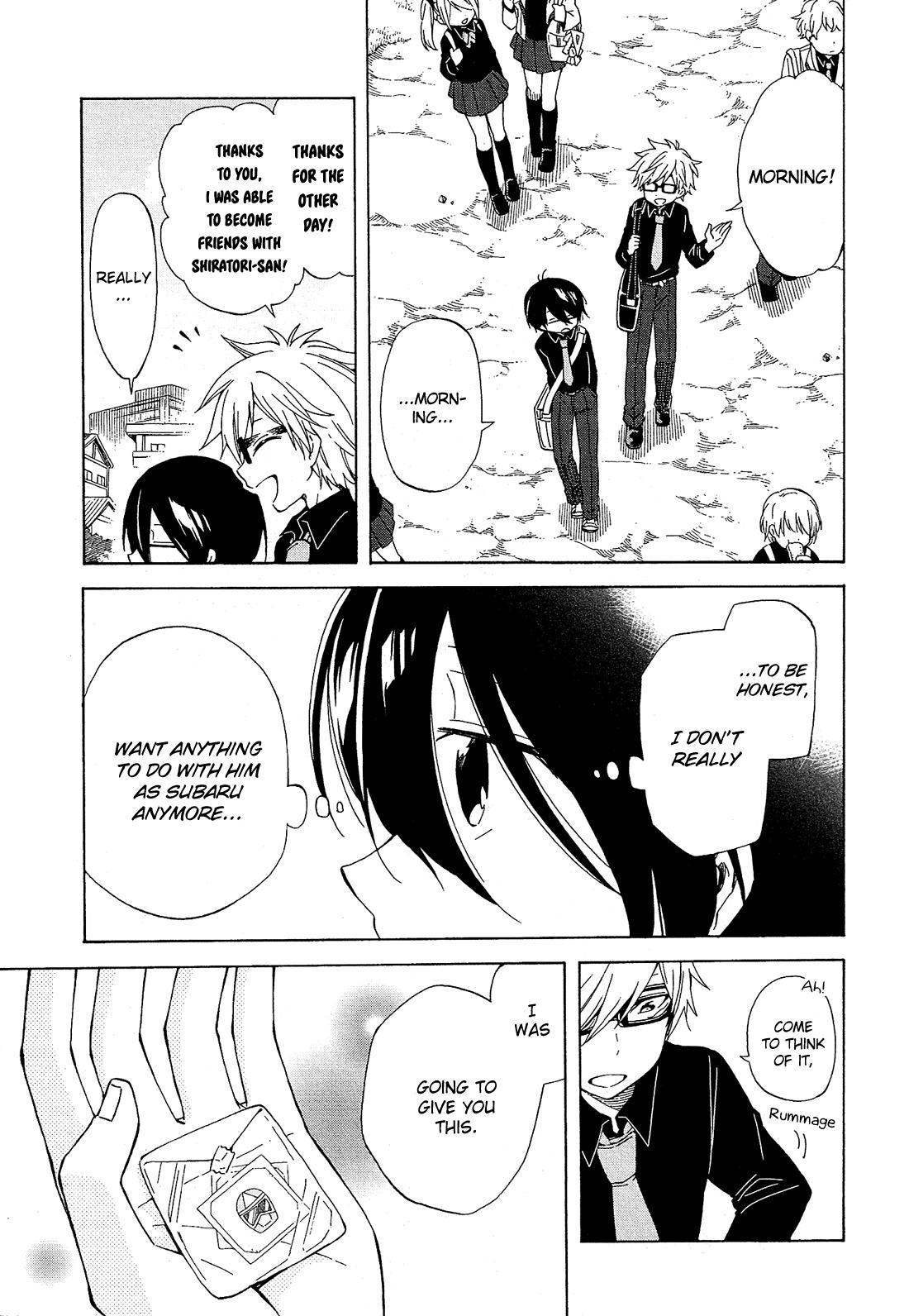 Nanashi No Asterism - Chapter 10