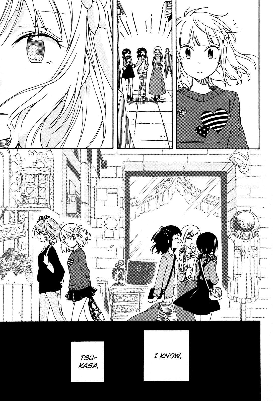 Nanashi No Asterism - Chapter 7