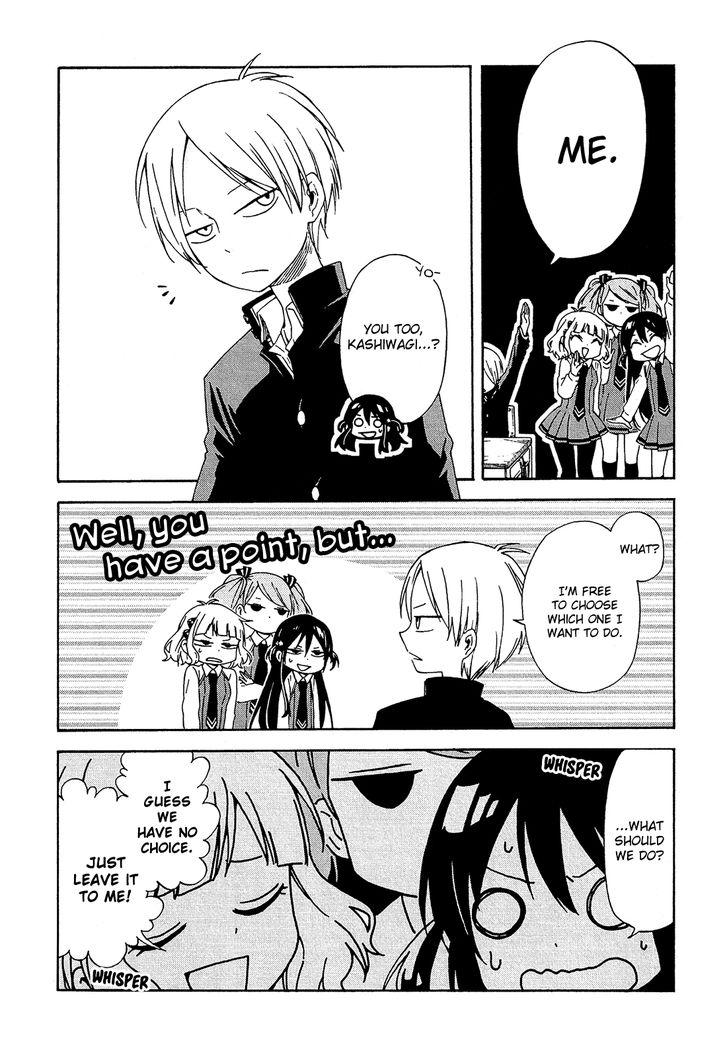 Nanashi No Asterism - Chapter 8