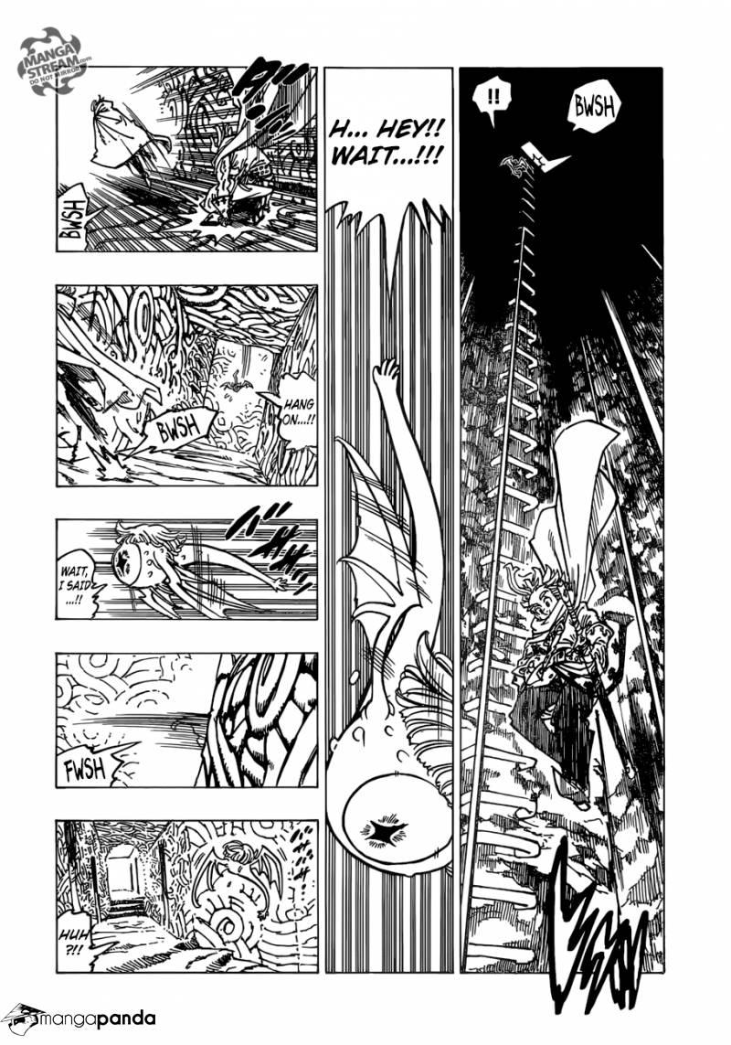 Nanatsu no Taizai - Chapter 268