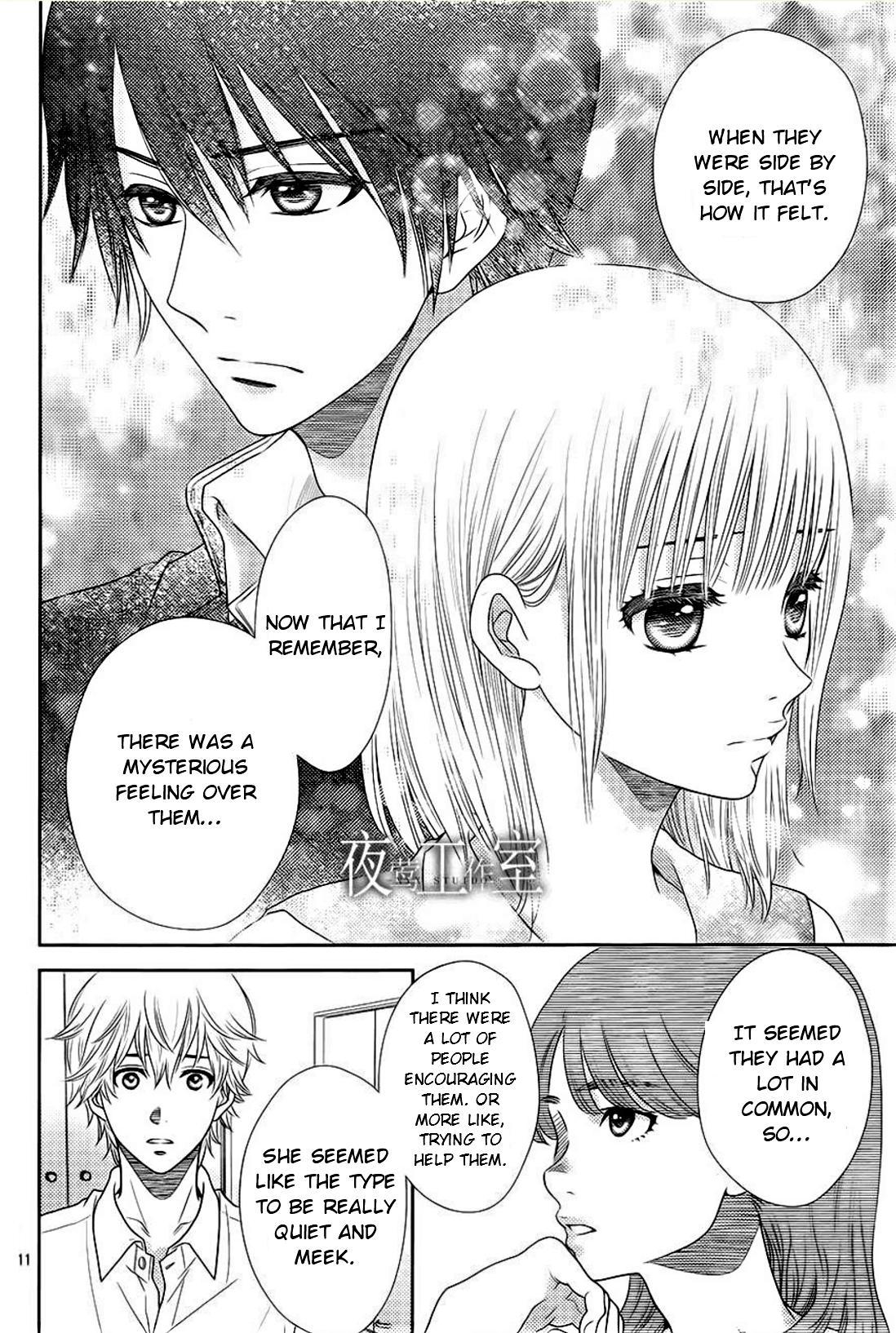 Nanoka no Kare - Chapter 18