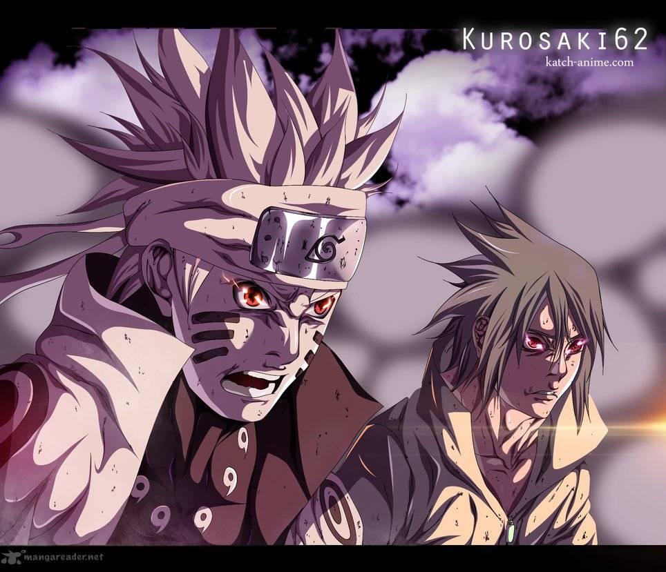 Naruto - Chapter 682