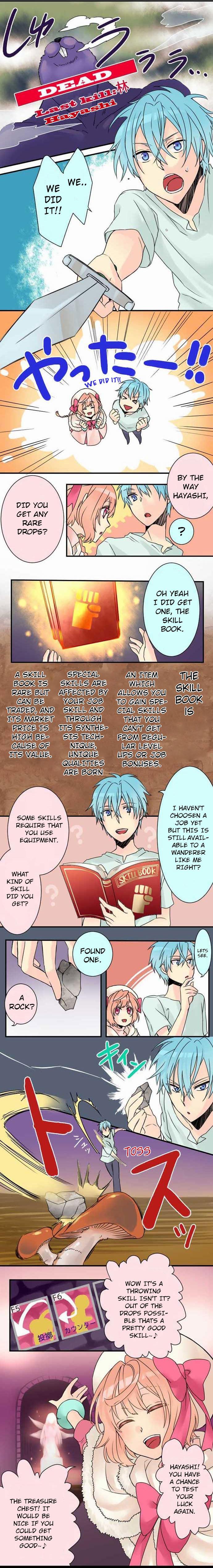 Netojuu no Susume - Chapter 4