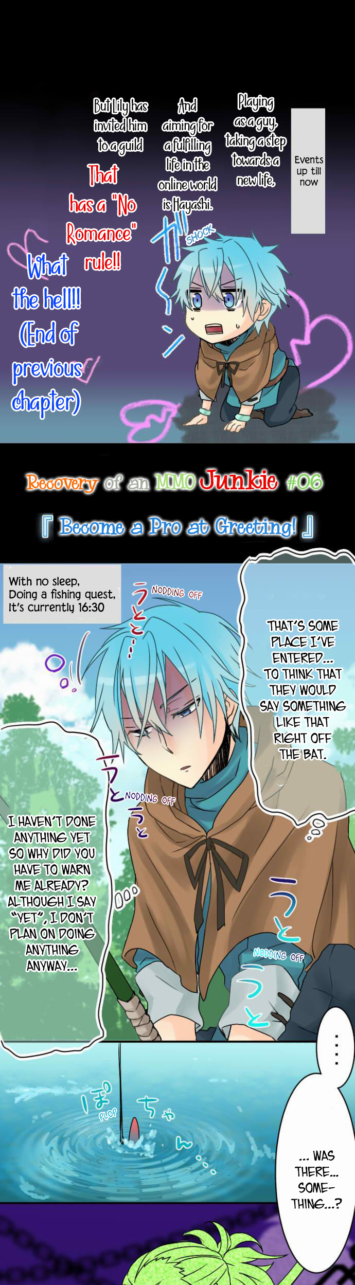 Netojuu no Susume - Chapter 6