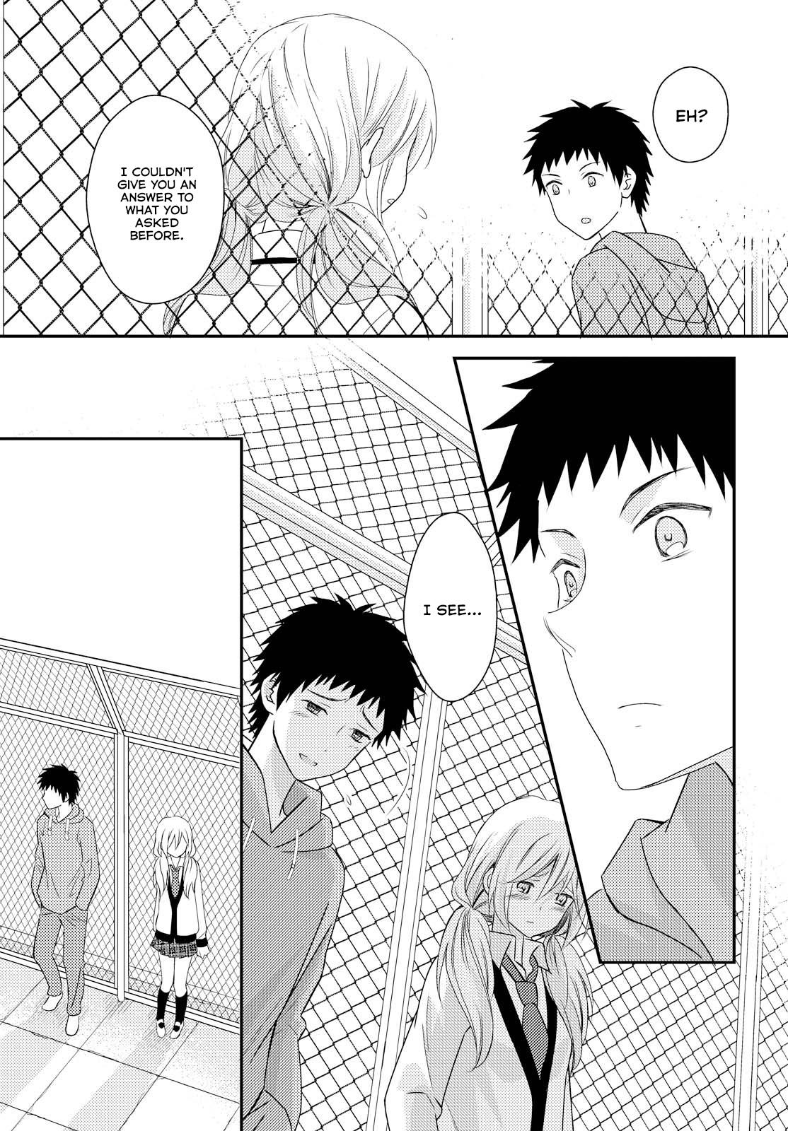 Netsuzou Trap - NTR - Chapter 24