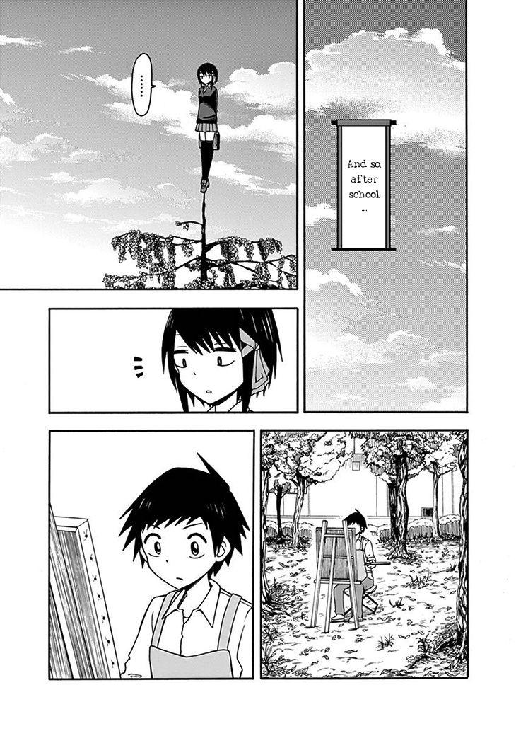 Ninja Shinobu-chan No Junjou - Chapter 23