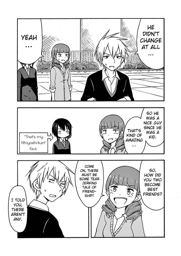 Ninja Shinobu-chan No Junjou - Chapter 24