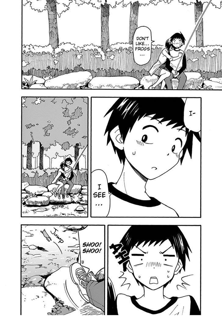 Ninja Shinobu-chan No Junjou - Chapter 25