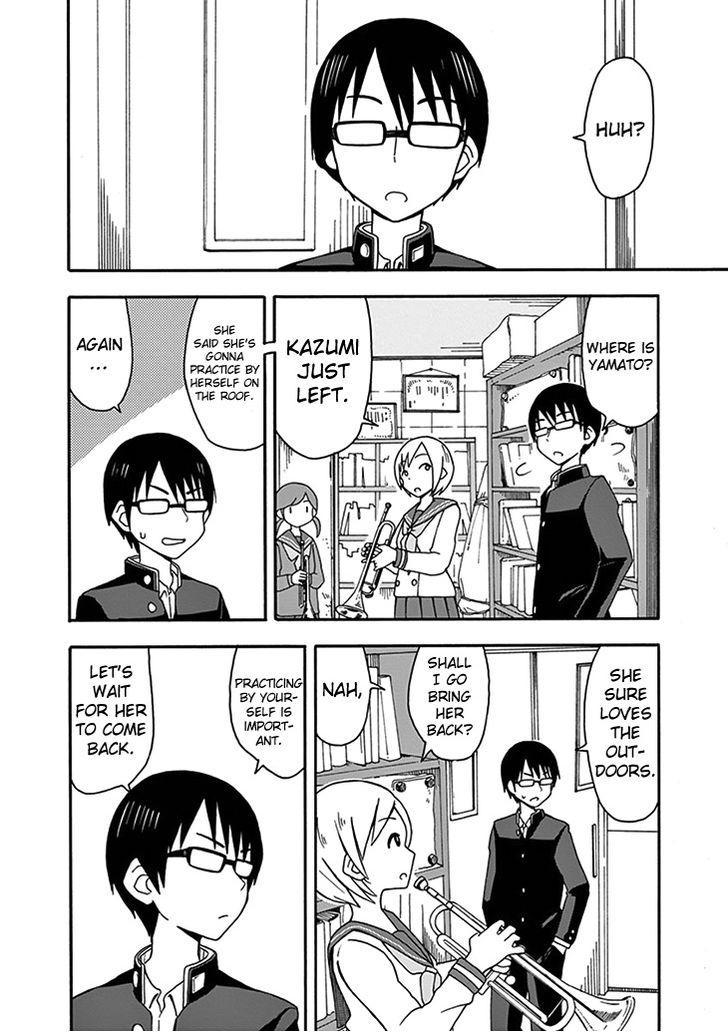 Ninja Shinobu-chan No Junjou - Chapter 26