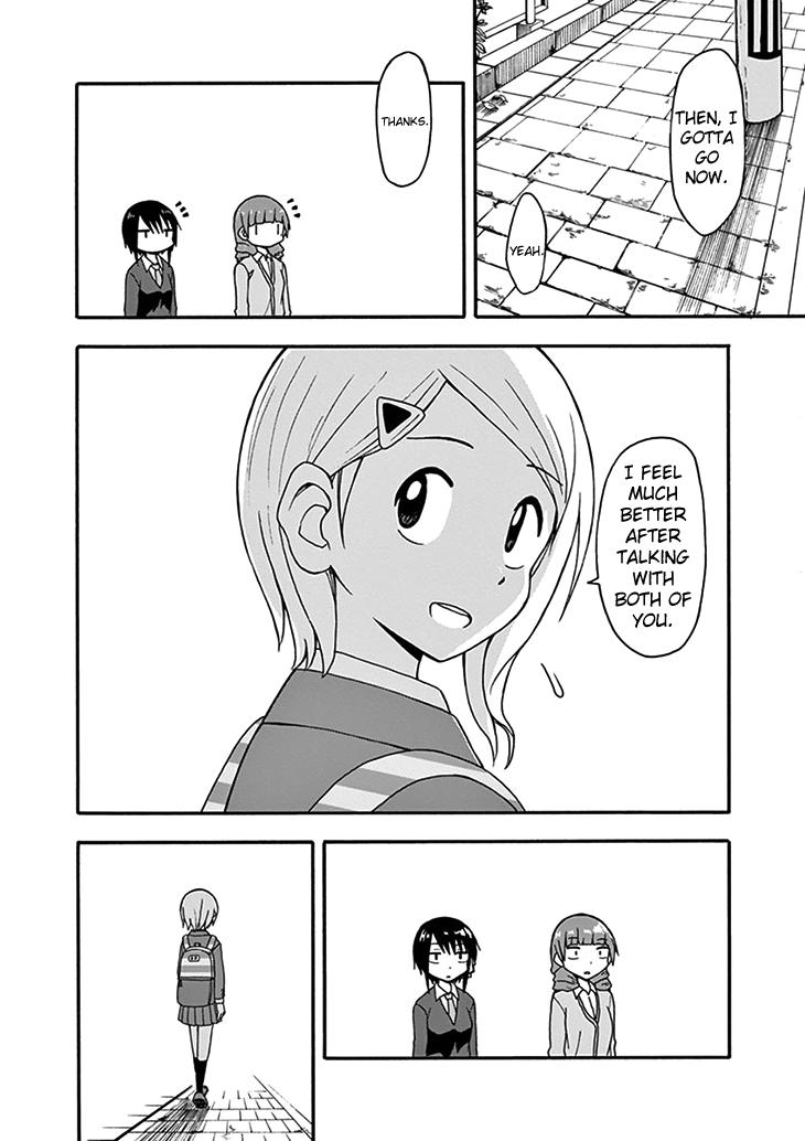 Ninja Shinobu-chan No Junjou - Chapter 27