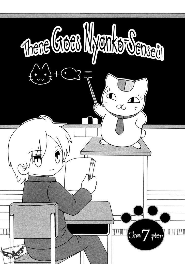 Nyanko Sensei ga Iku! - Chapter 10