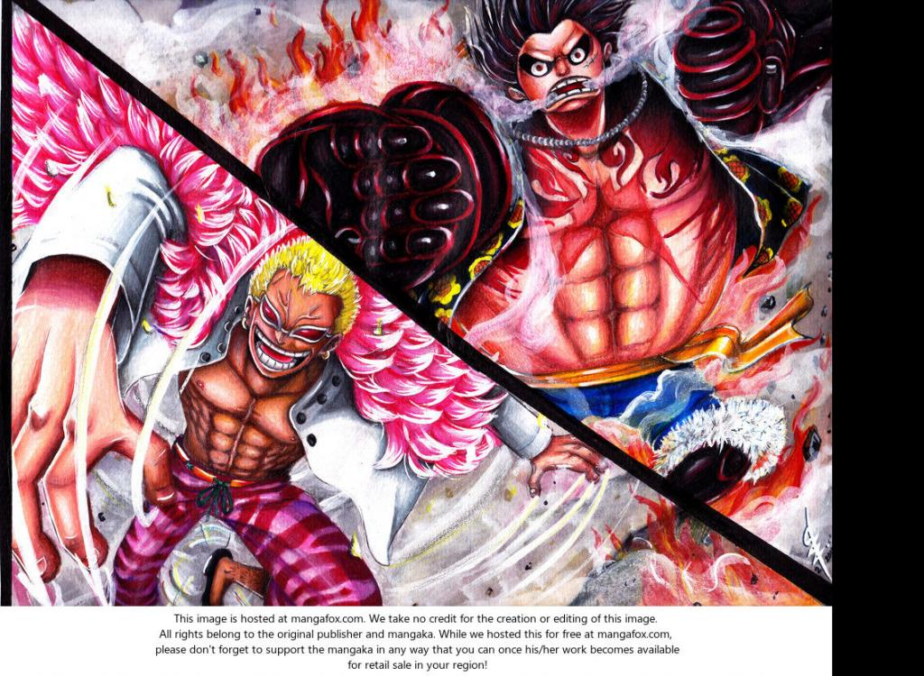 One Piece - Chapter 823