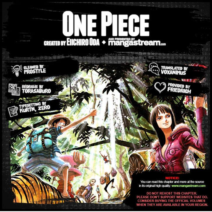 One Piece - Chapter 824