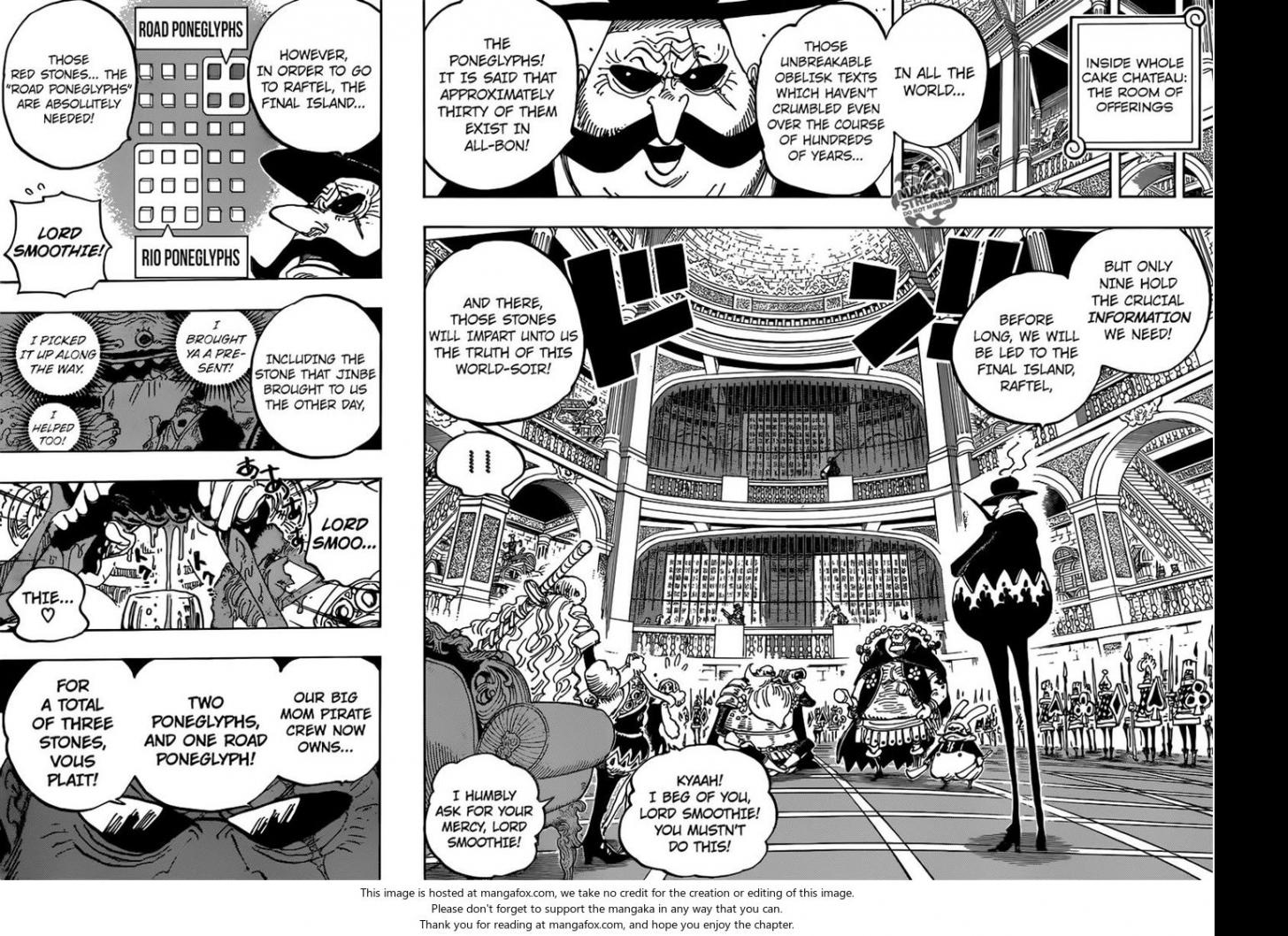One Piece - Chapter 848