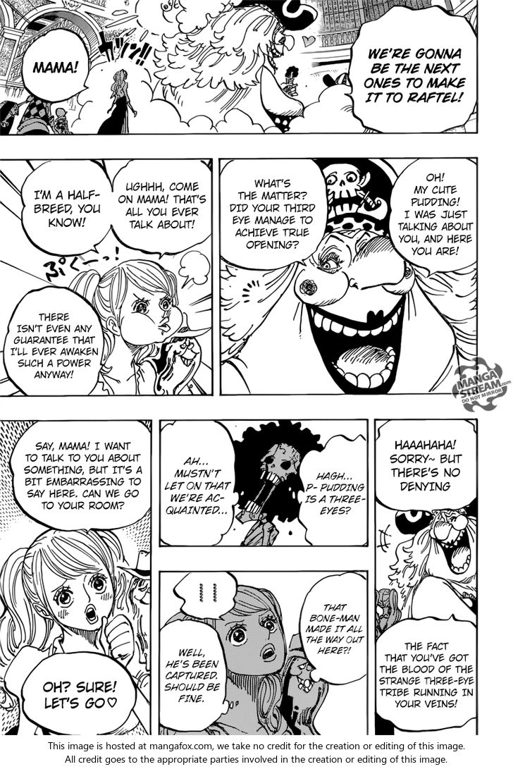 One Piece - Chapter 856