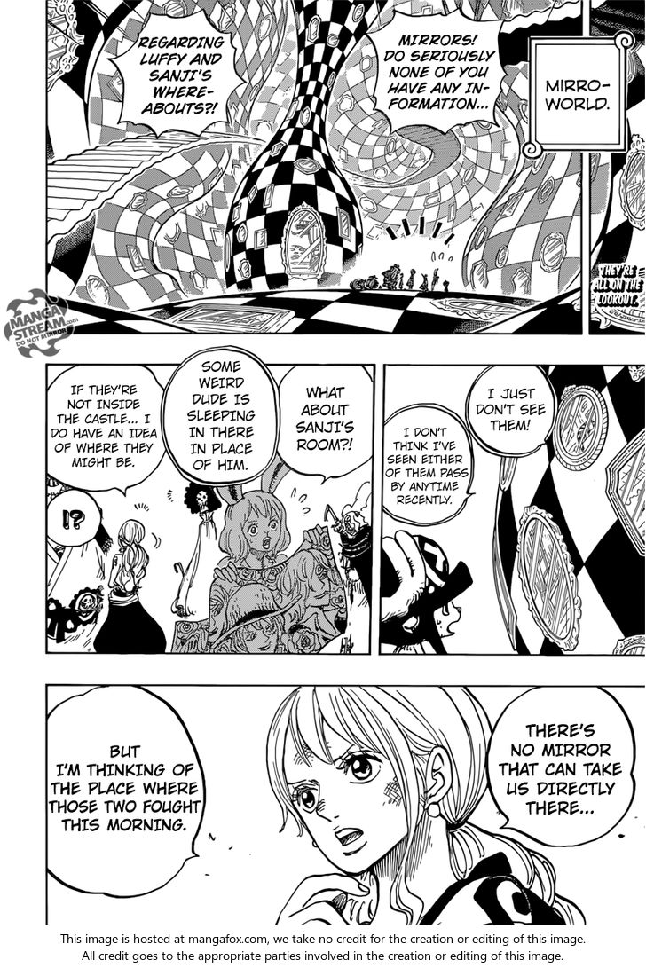 One Piece - Chapter 859
