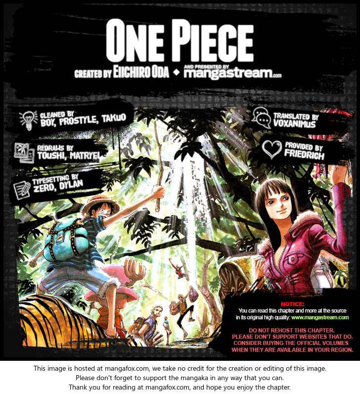 One Piece - Chapter 862