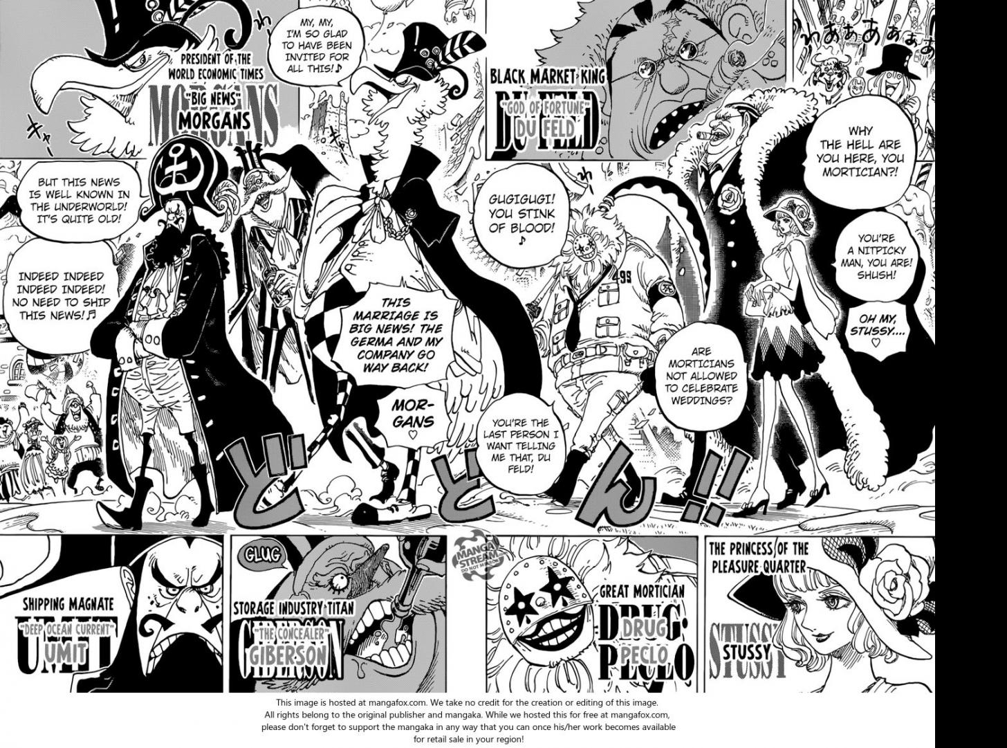 One Piece - Chapter 863