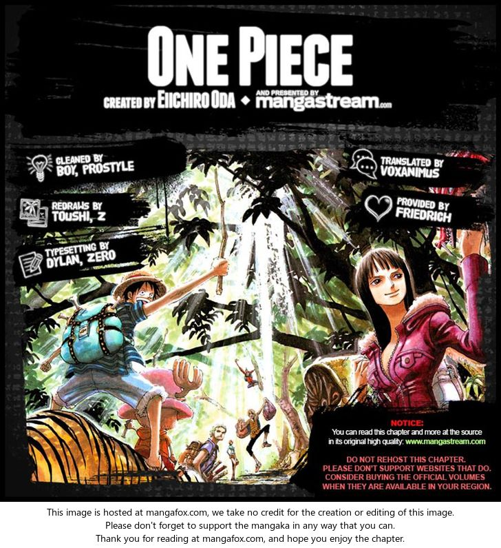 One Piece - Chapter 864