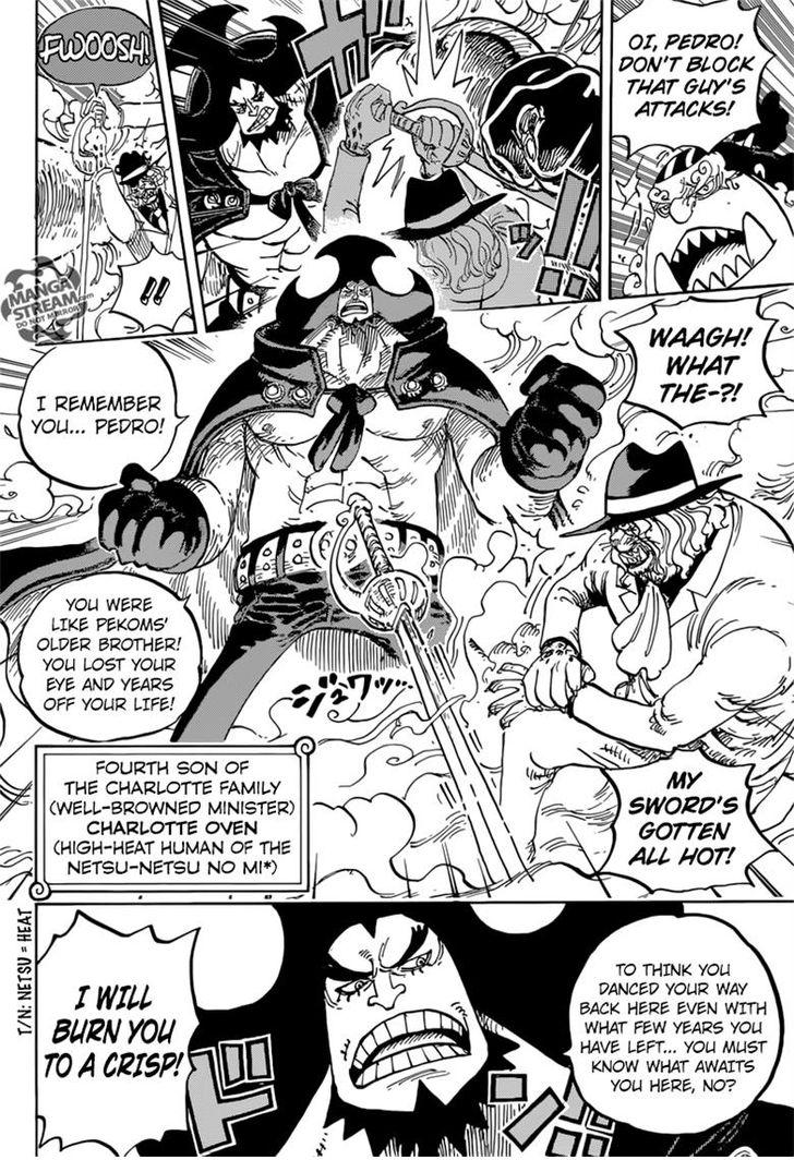 One Piece - Chapter 867