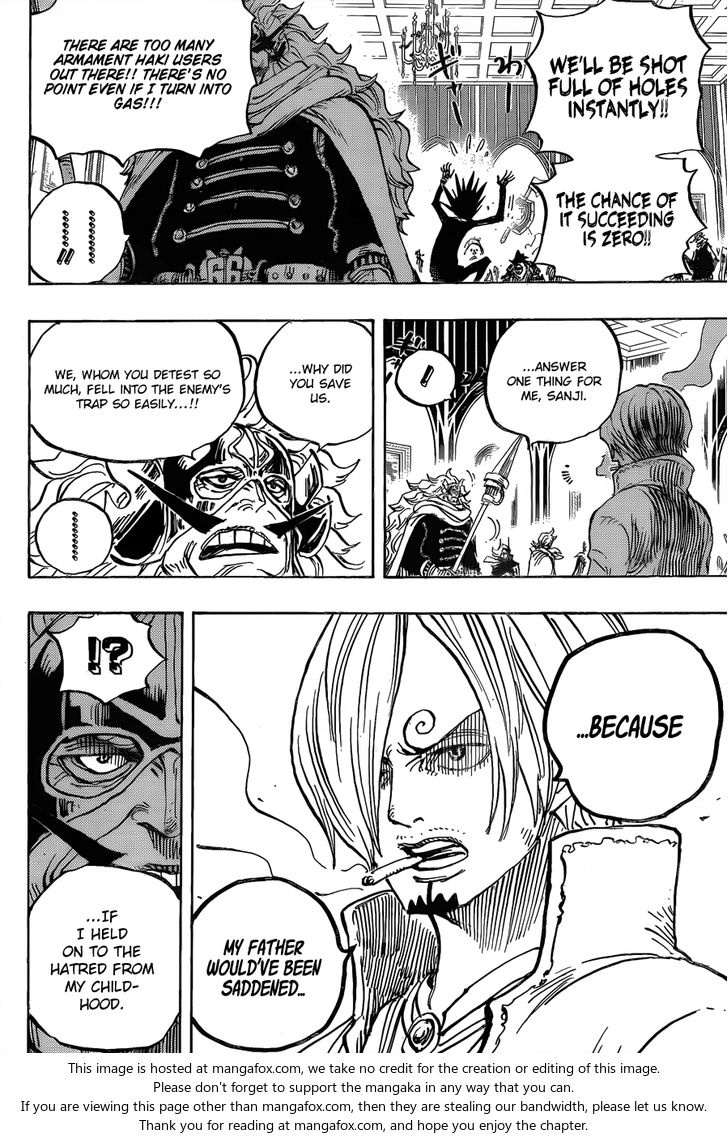 One Piece - Chapter 873
