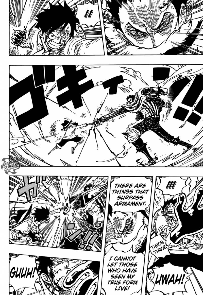 One Piece - Chapter 886