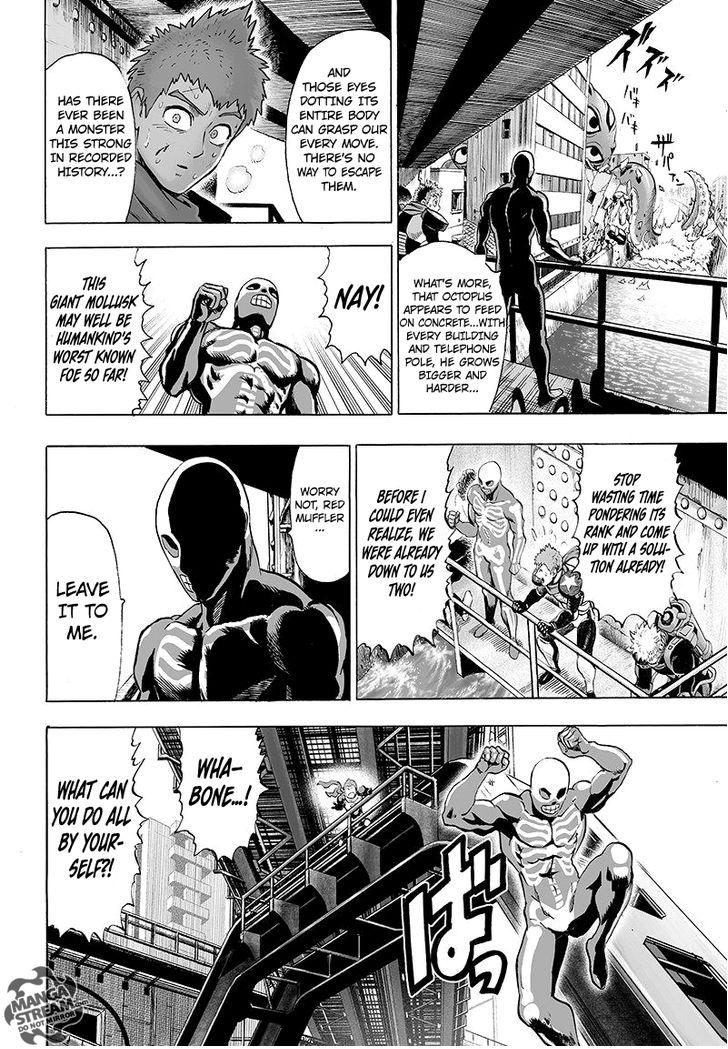 Onepunch-Man - Chapter 123