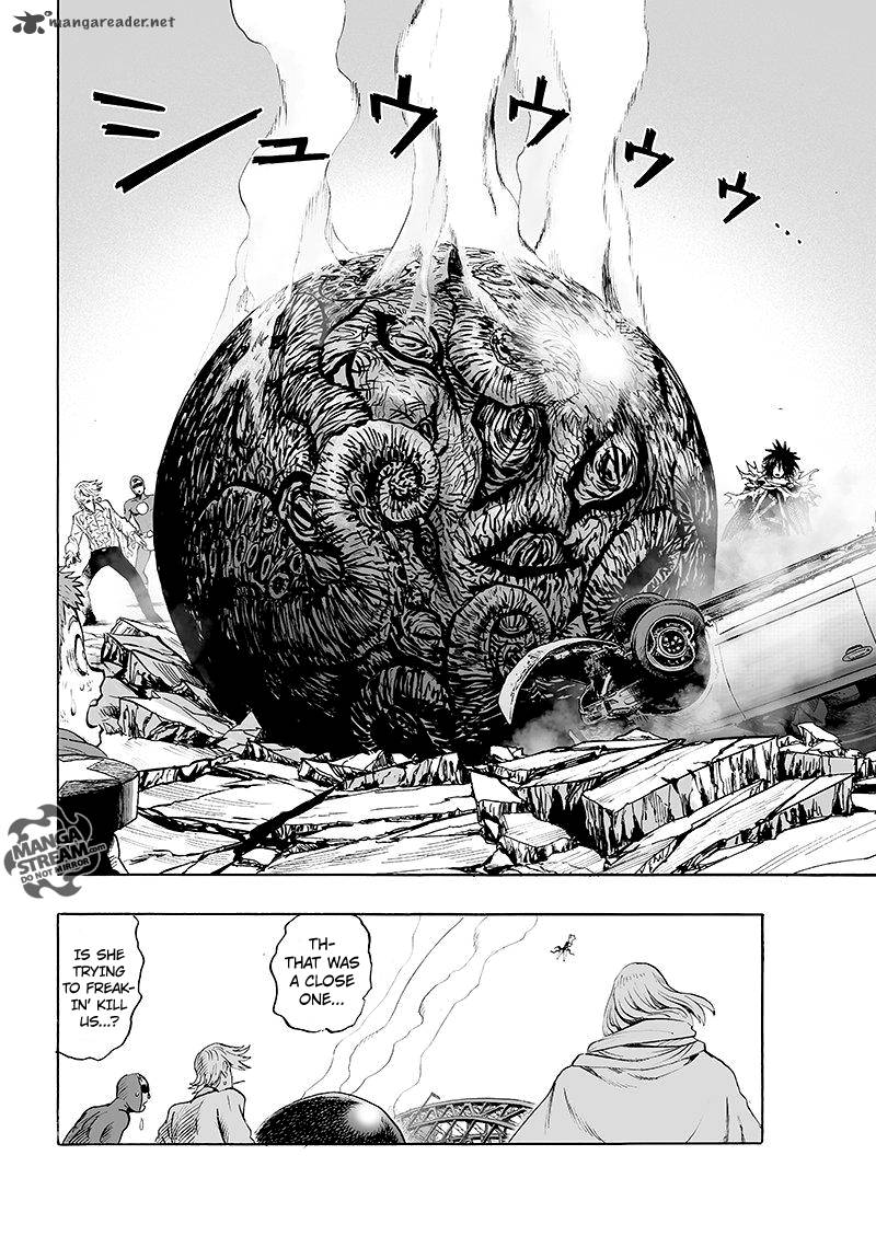 Onepunch-Man - Chapter 124