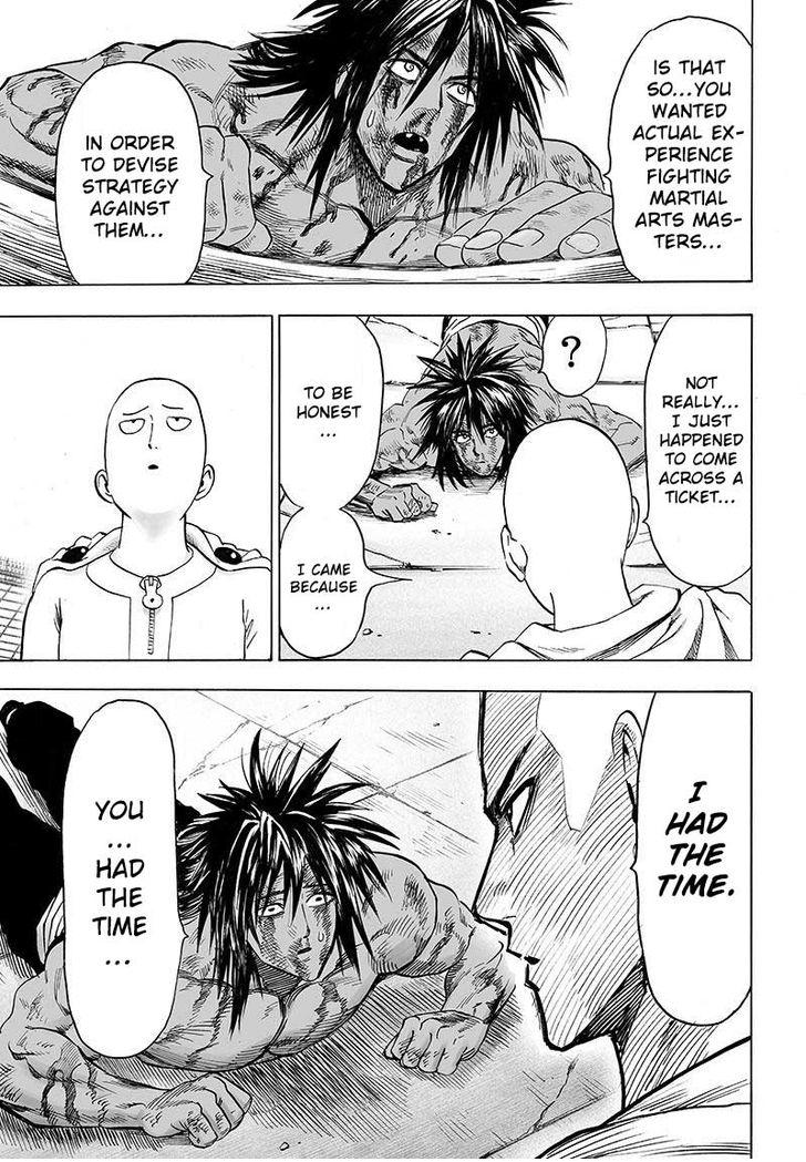 Onepunch-Man - Chapter 139