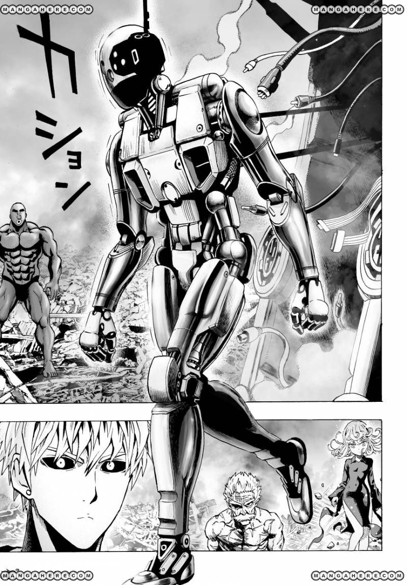 Onepunch-Man - Chapter 58