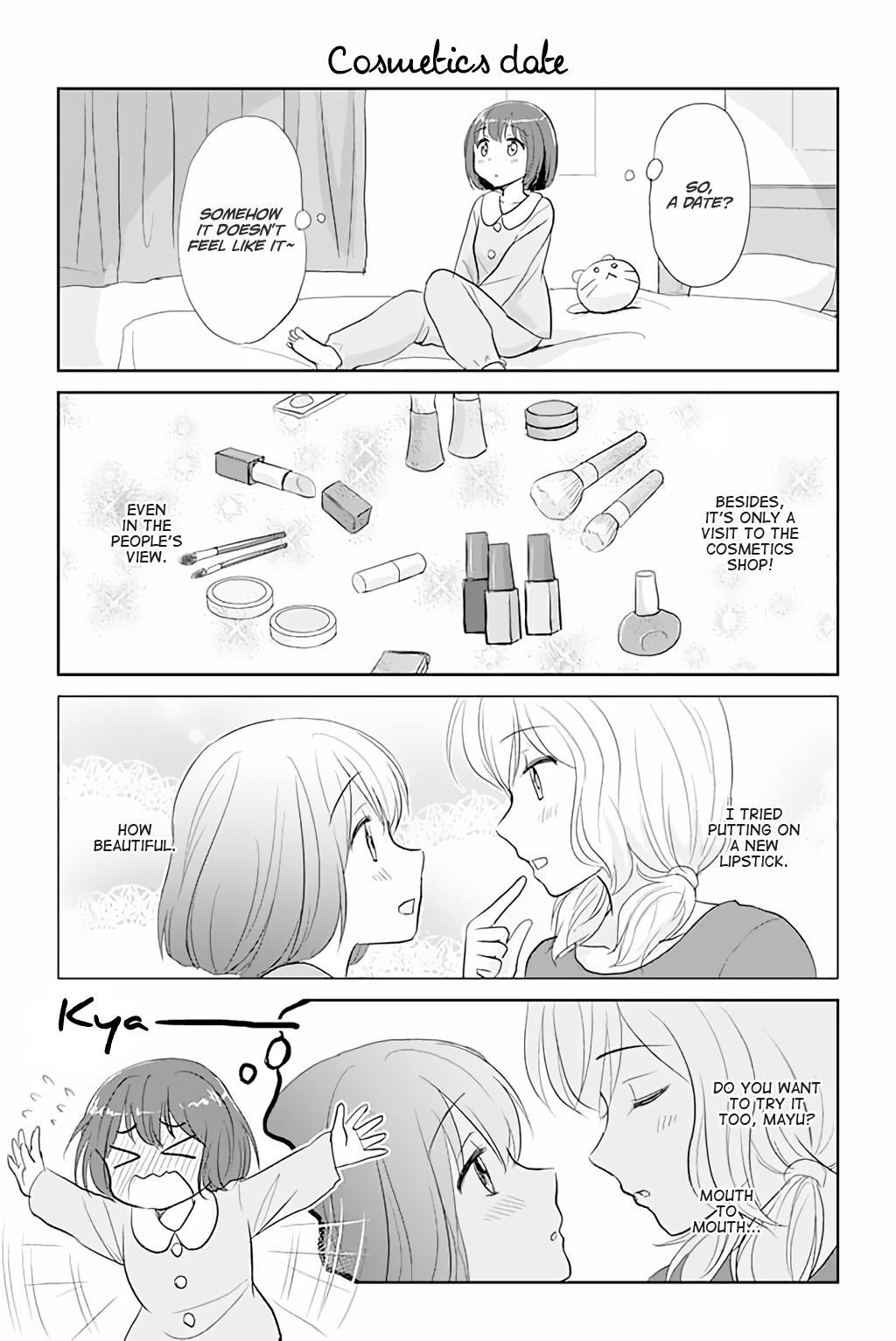 Otome Danshi ni Koisuru Otome - Chapter 59