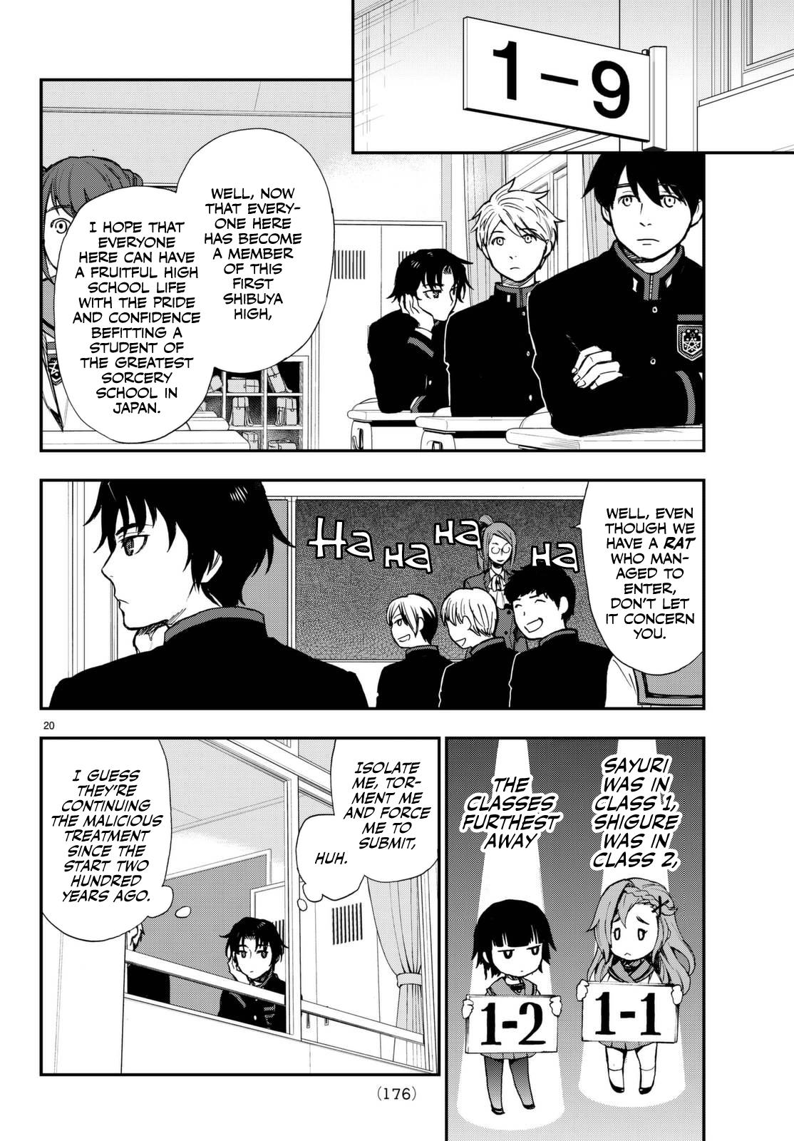Owari no Seraph: Ichinose Guren, 16-sai no Catastrophe - Chapter 2