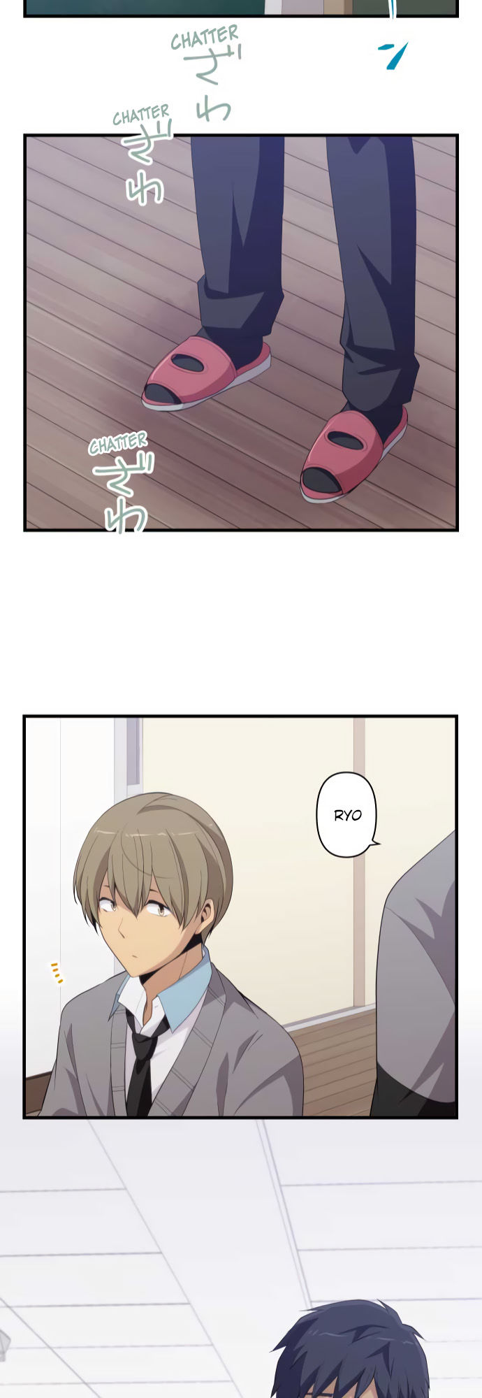 ReLIFE - Chapter 207