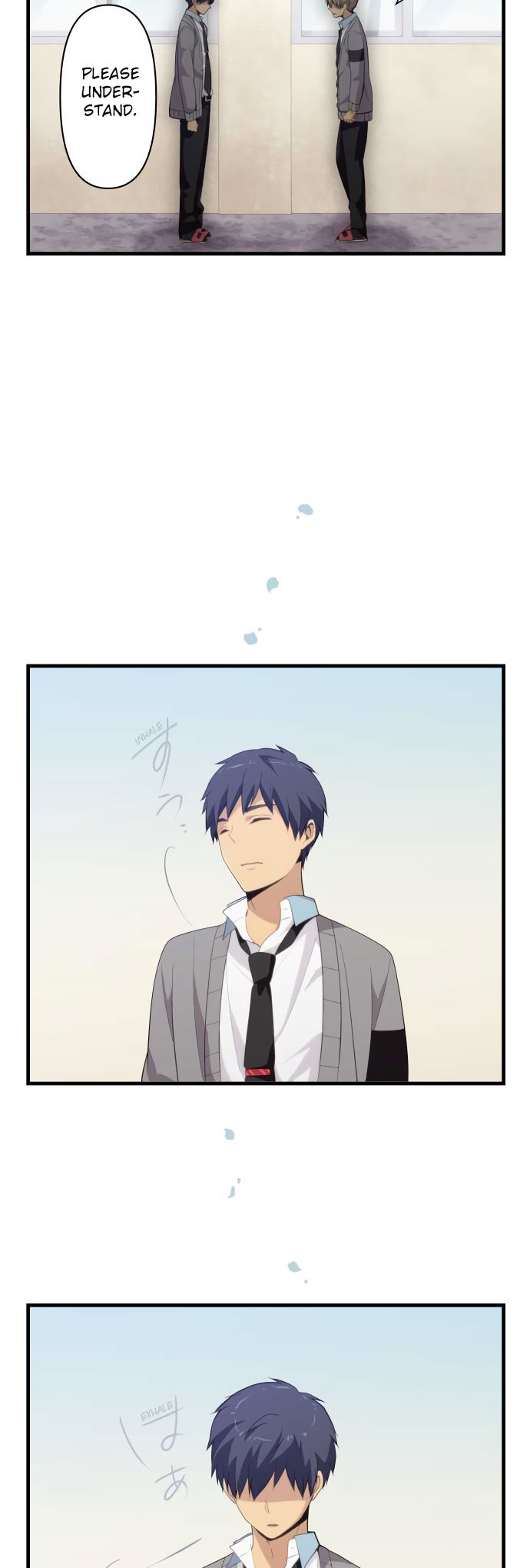 ReLIFE - Chapter 208