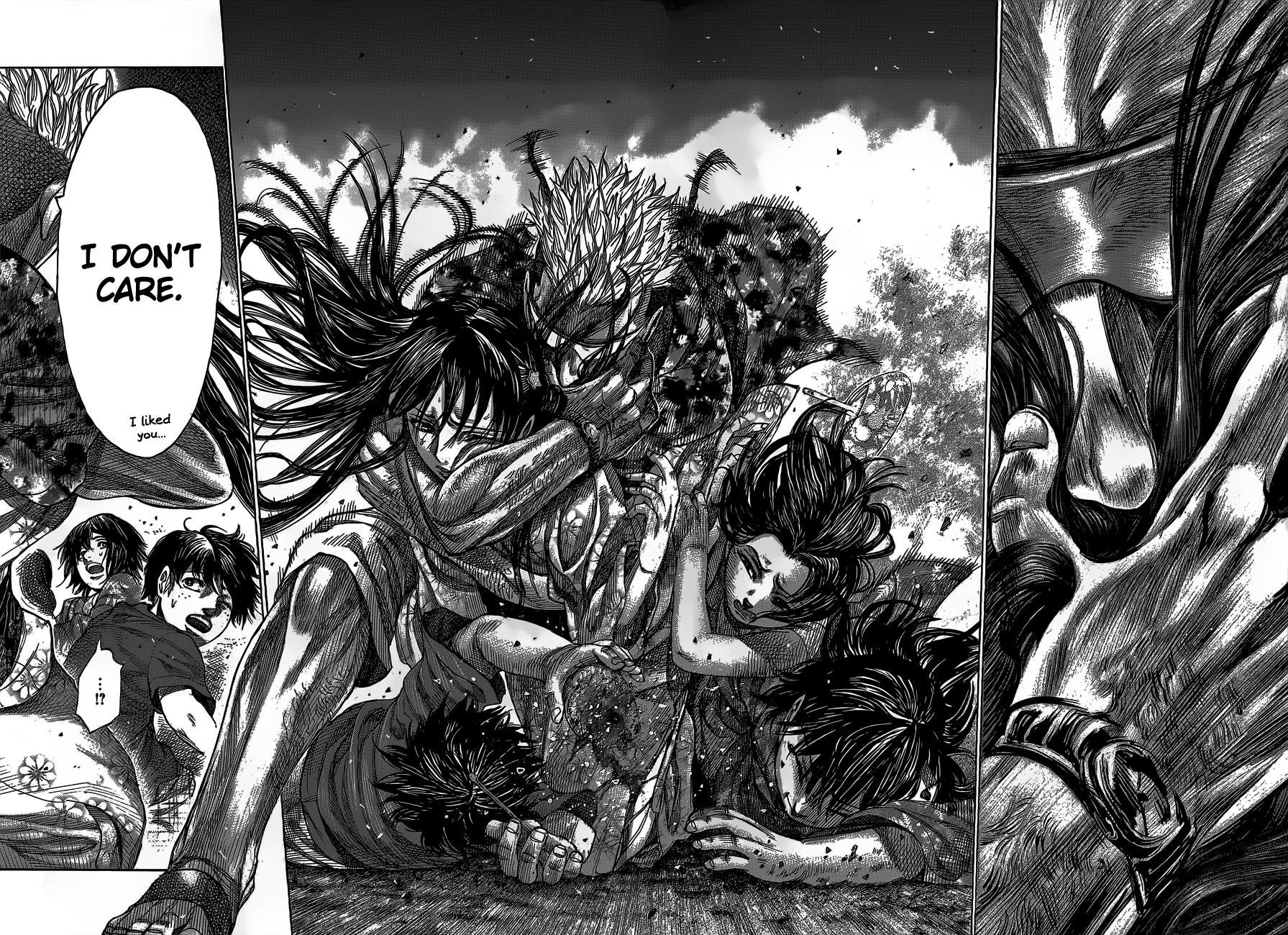 Rikudou - Chapter 61