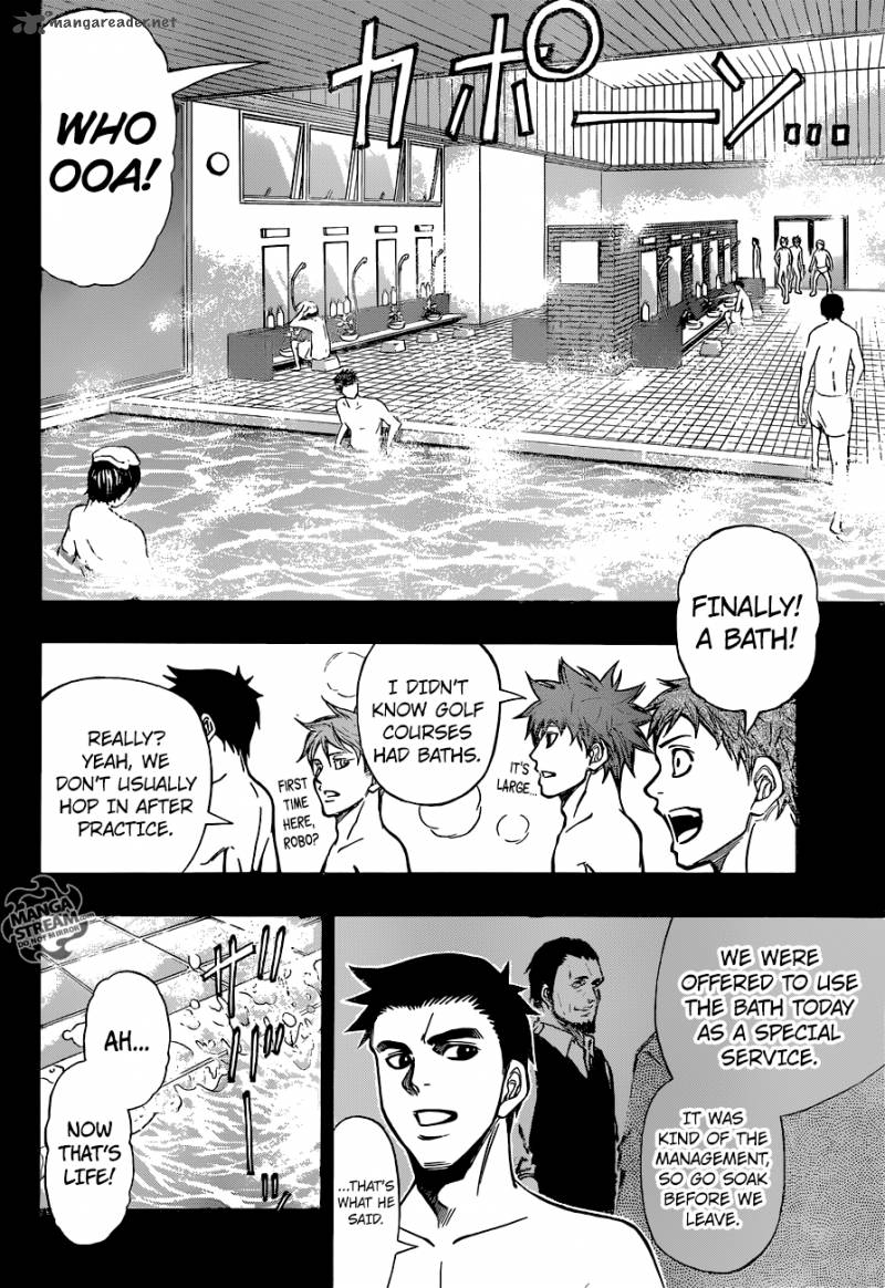 Robot X Laserbeam - Chapter 26
