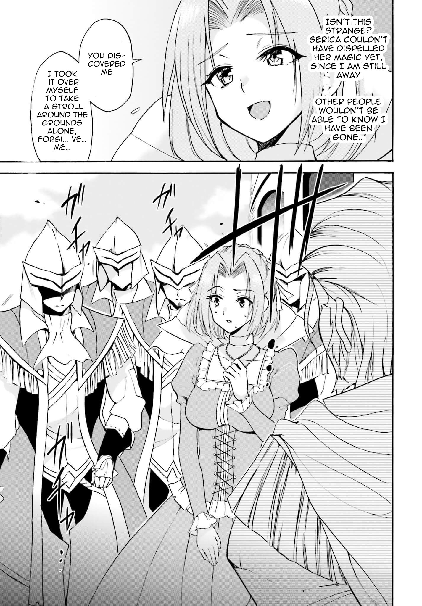 Roku de Nashi Majutsu Koushi to Kinki Kyouten - Chapter 12