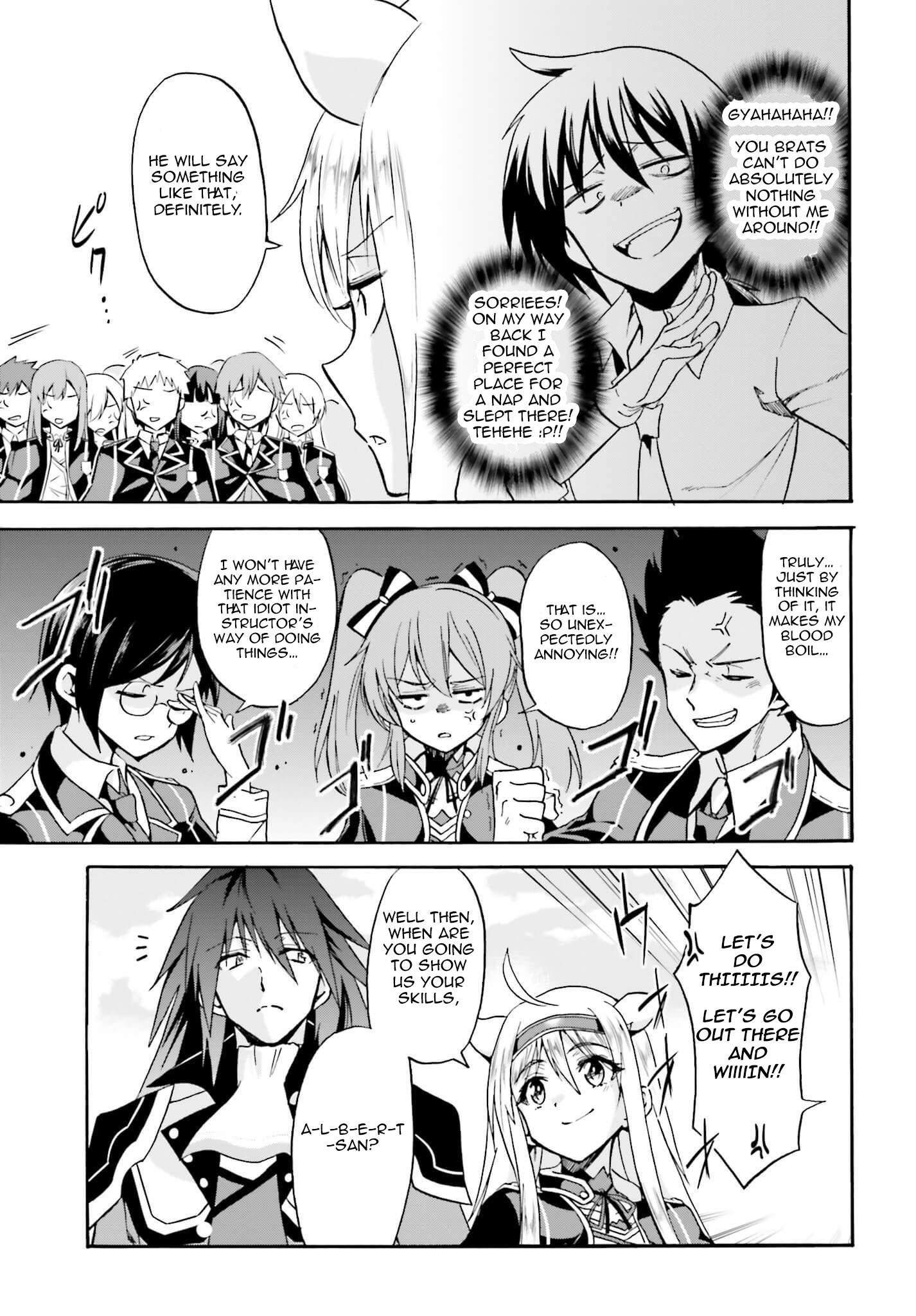Roku de Nashi Majutsu Koushi to Kinki Kyouten - Chapter 13