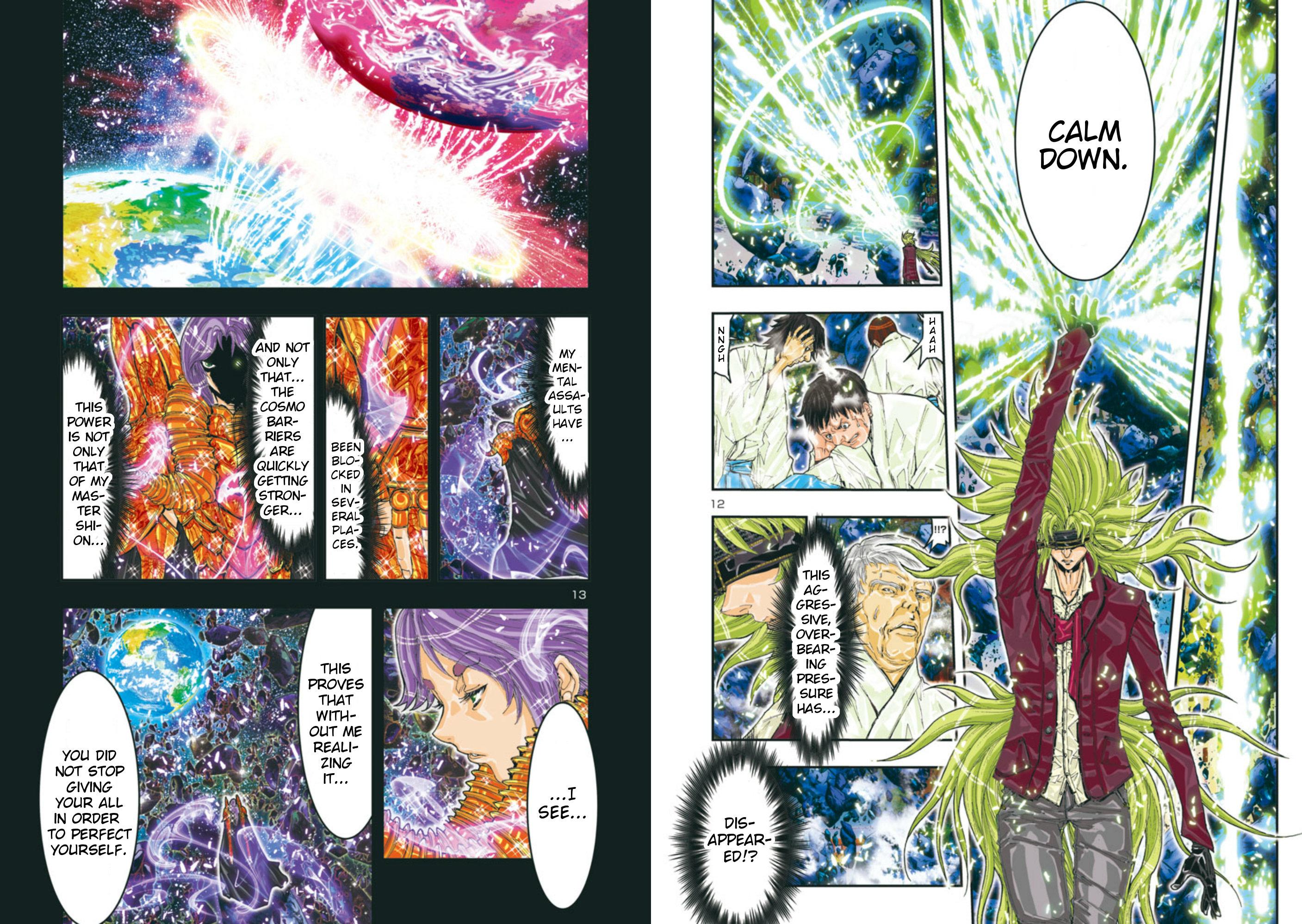 Saint Seiya Episode.G -Assassin- - Chapter 75