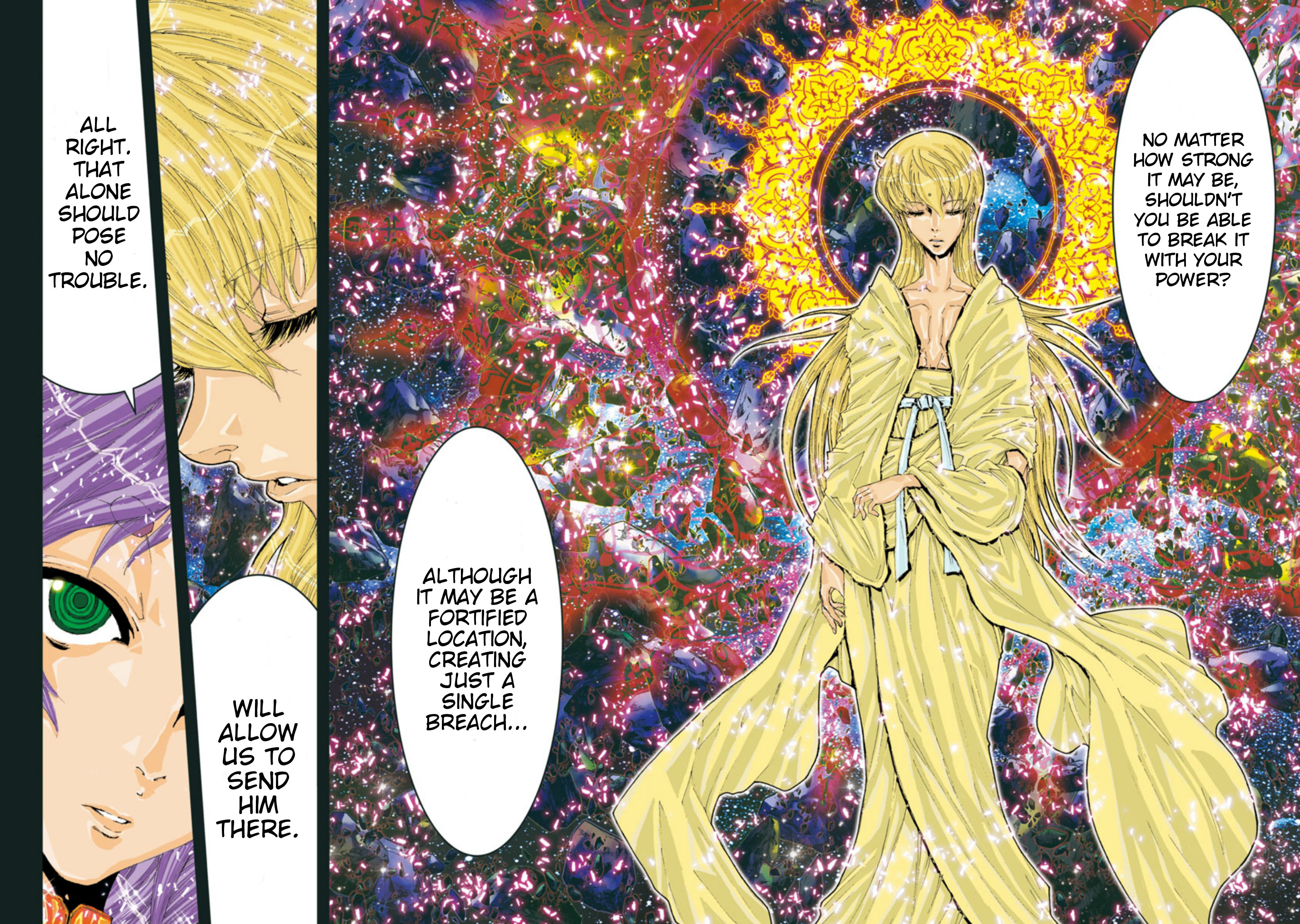 Saint Seiya Episode.G -Assassin- - Chapter 77