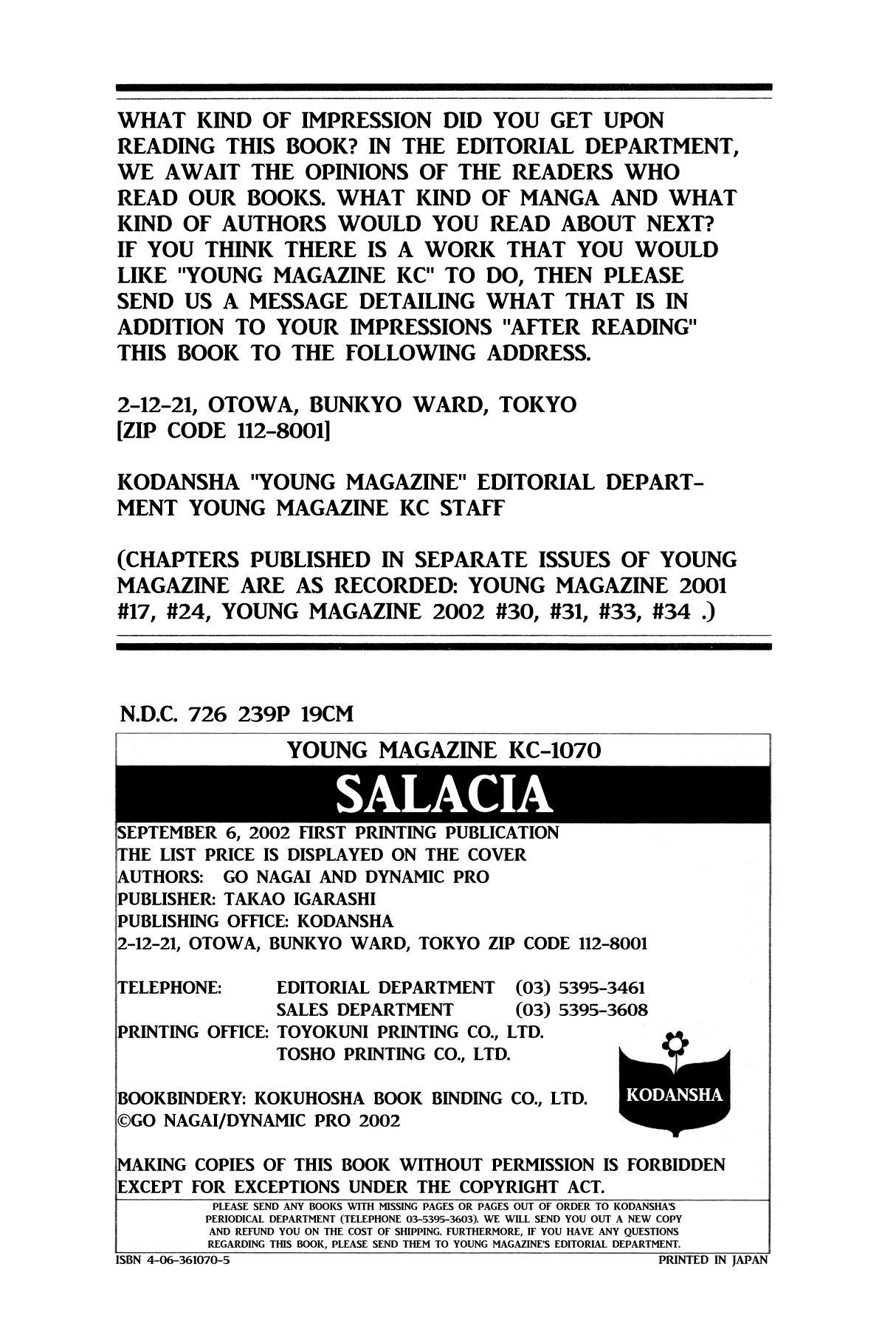 Salacia Ch.4
