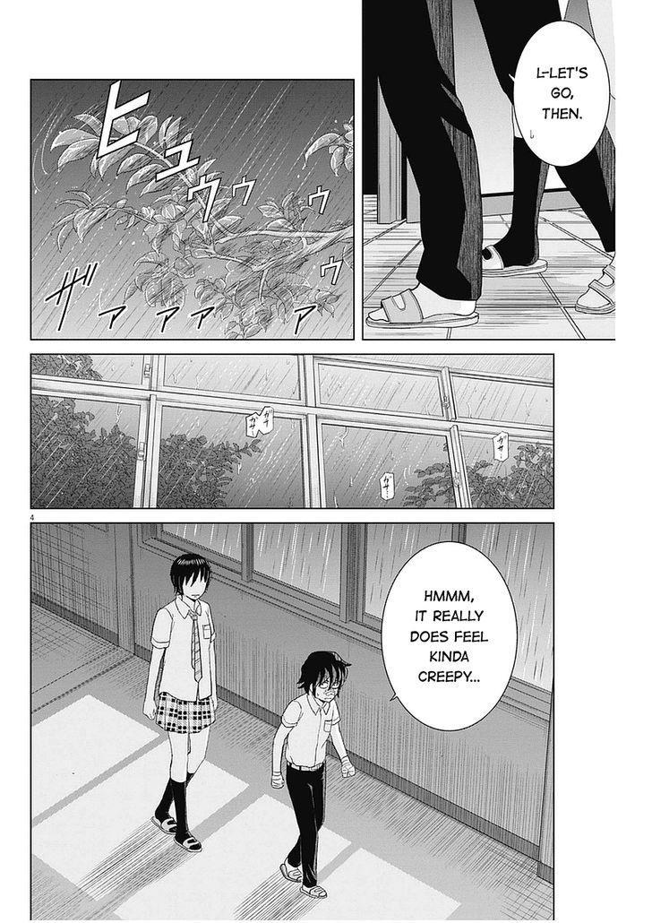 Saotome-Senshu, Hitakakusu - Chapter 29