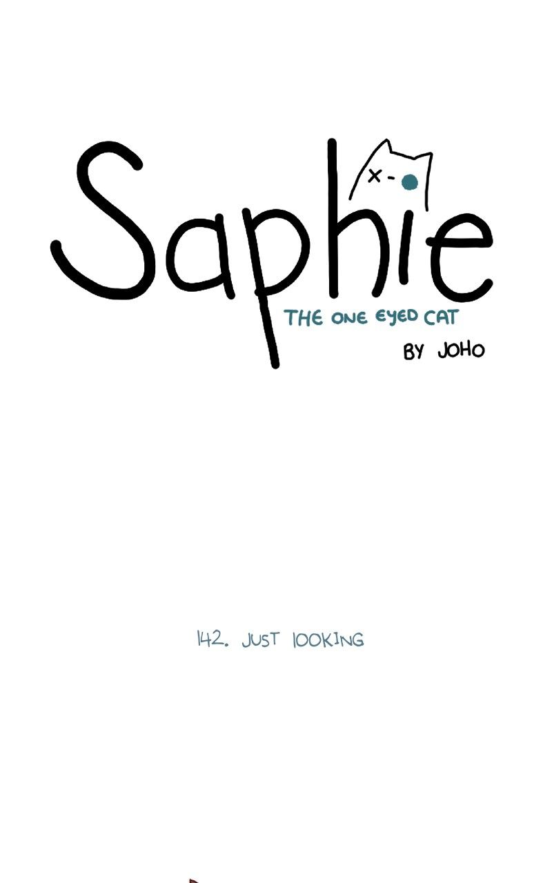 Saphie: The One-Eyed Cat - Chapter 138