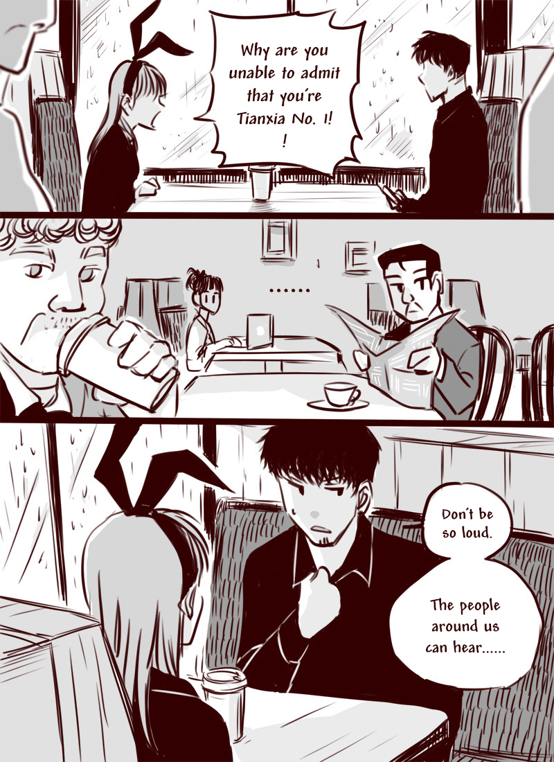 Second to None Ch.16