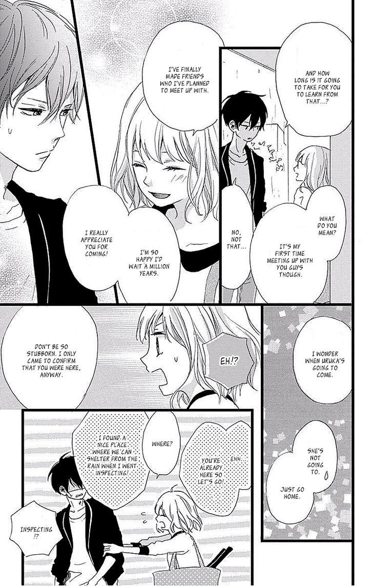 Seishun Note - Chapter 2