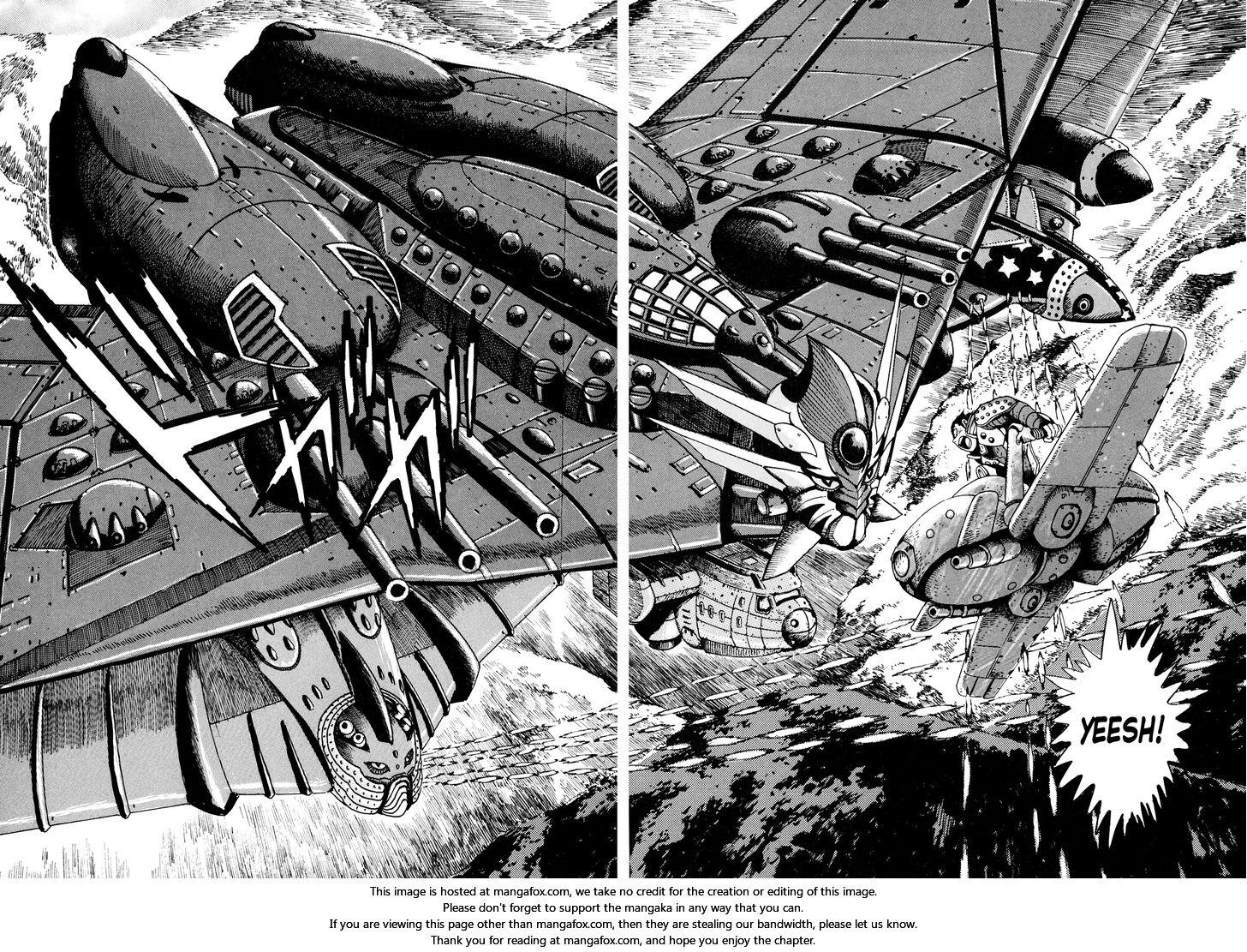 Seiten Taisen Flieder Bug - Chapter 1