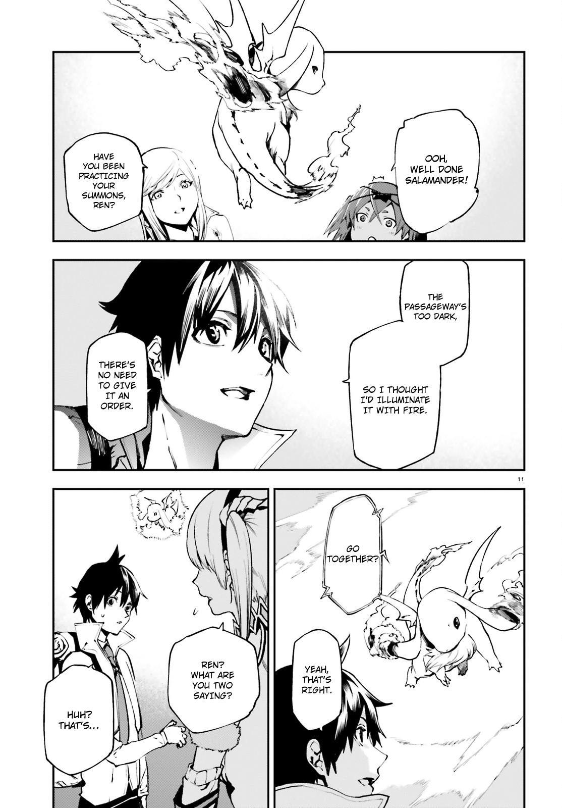 Sekai no Owari no Sekairoku - Chapter 14