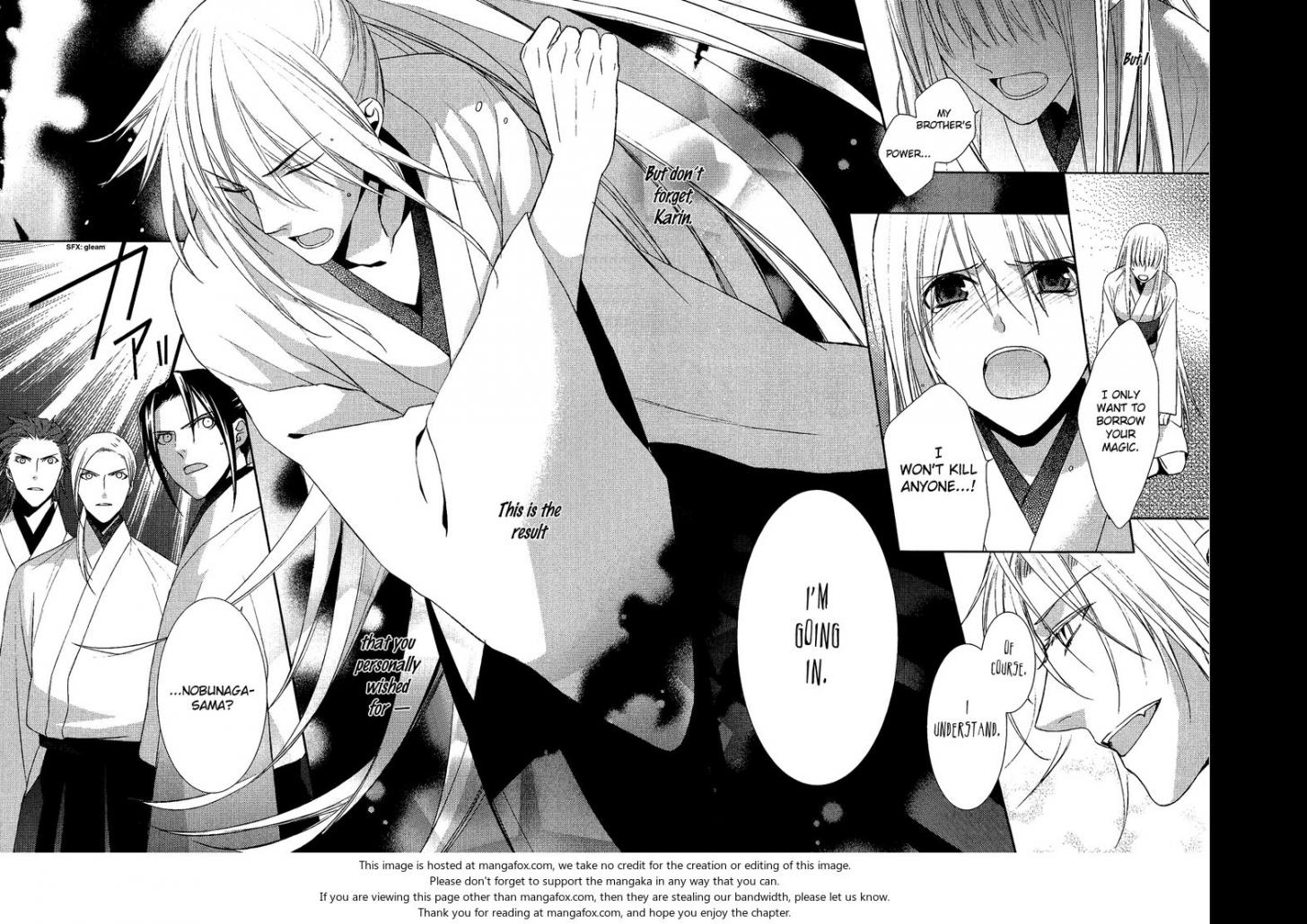Sengoku Blood - Bara no Keiyaku
