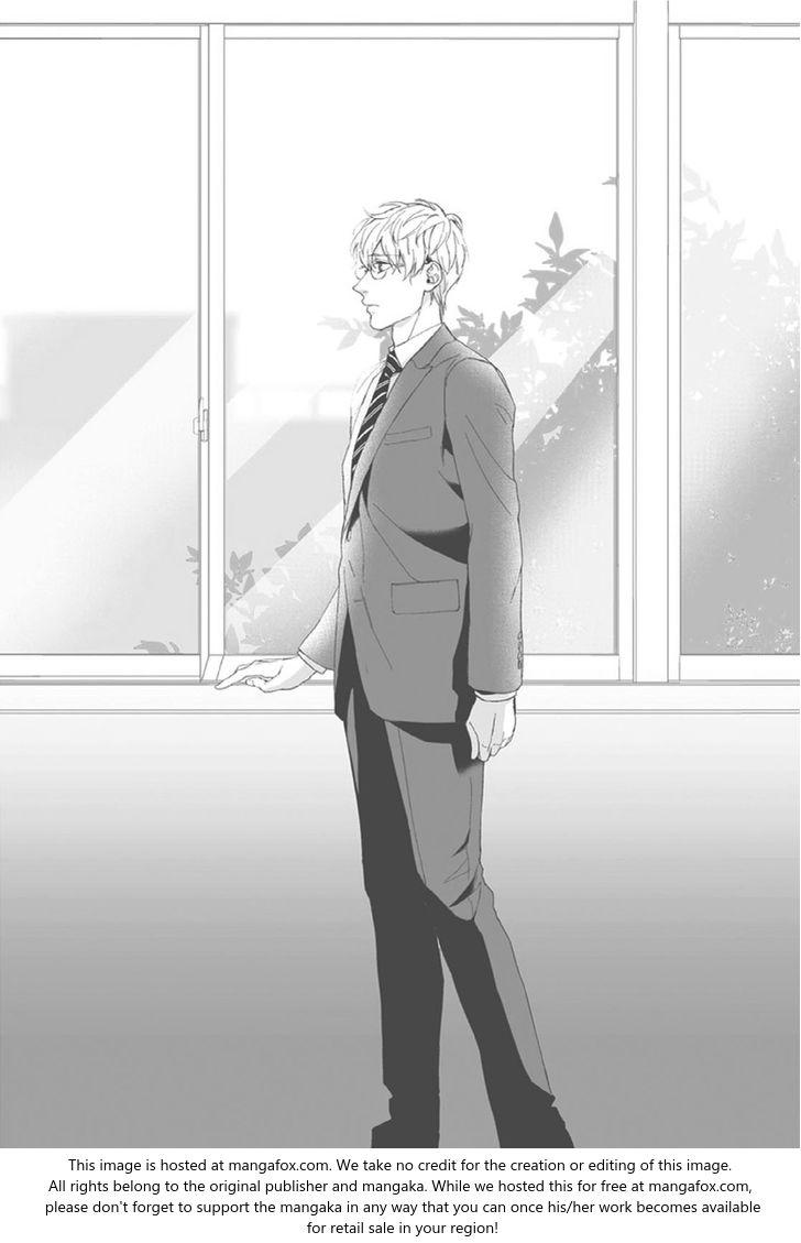 Sensei, Anata ni Chikadukitai Ch.4